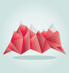 Red mounatain poly