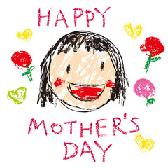 Kids Drawing_Mother's Day_2
