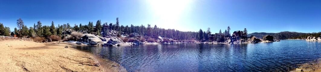 the magic of big bear lake
