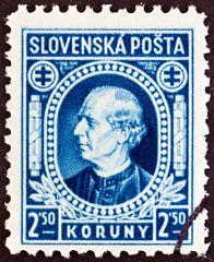 Andrej Hlinka (Slovakia 1939)