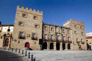 Revillagigedo Palace in Gijón, Asturias