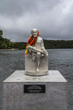 Statue of Sai Baba