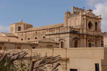 Noto Chiesa di San Carlo