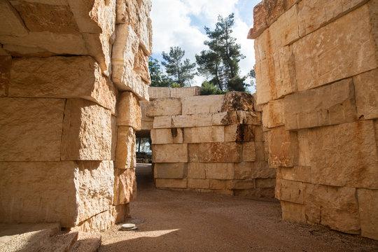 Yad Vashem Community Valley - Israel