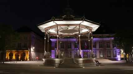 Belfort Kiosque Place d'armes