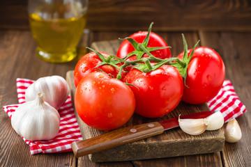 Fototapeta Tomatoes obraz