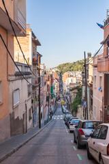 Strade di Barcellona, Spagna