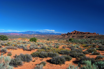 Arches National Park USA