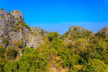 Suan Hin Pha Ngam , mountain thai