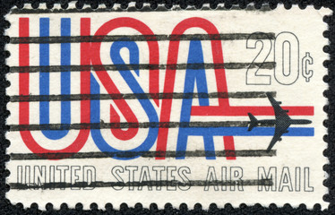 aircraft, United States Air Mail