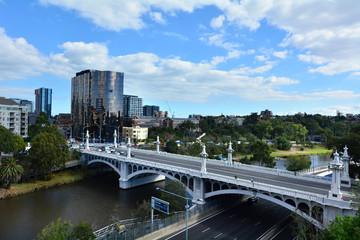 Church Street Bridge - Melbourne