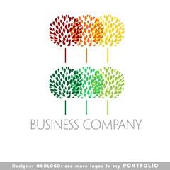 nature, leaf, garden, trees, green, tree, logo, floral, logotype