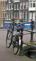 image of the city of amsterdam in holland