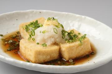 和食 揚げ出し豆腐