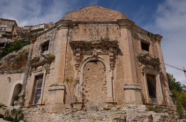 Ragusa Chiesa Santa Maria dei Miracoli