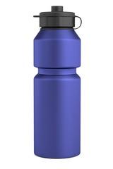 realistic 3d render of sport bottle
