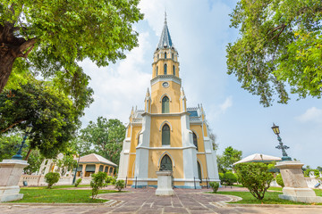Wat Niwet Thammaprawat ,Ayutthaya,thailand