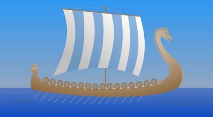 Viking Drakkar