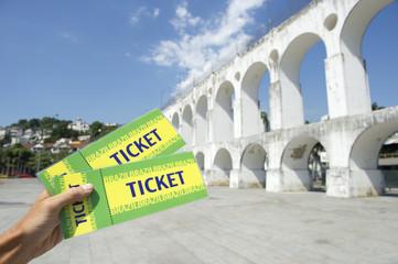 Brazil Tickets Lapa Arches Centro Rio de Janeiro