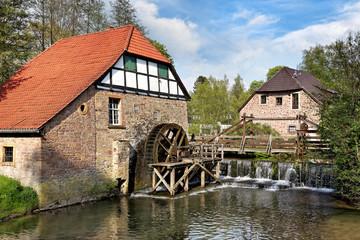 Ölmühle am Schloss Brake bei Lemgo