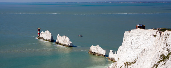 Wall Mural - The Needles Isle Of Wight England UK