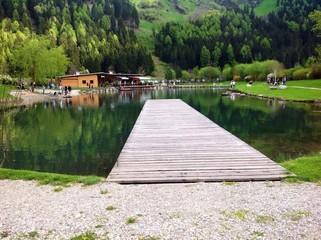 little recreational lake