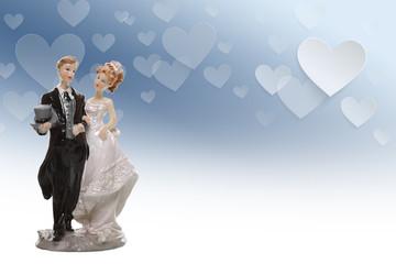 Hochzeit Ehepaar
