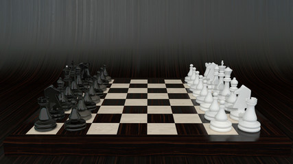 business chess