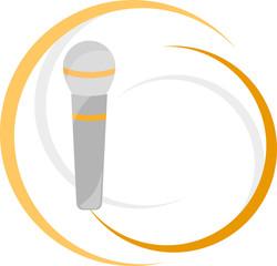 Illustration of microphone
