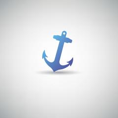 Anchor symbol,vector