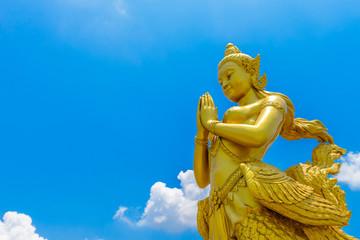 Kinnaree : The mythical half bird half woman
