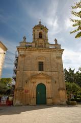 Ragusa Ibla Chiesa di Sant Apostolo