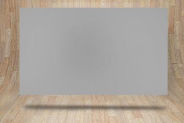 Composite image of grey card