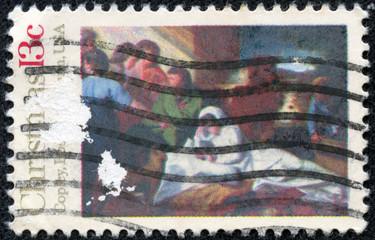The Nativity by John Singleton Copley