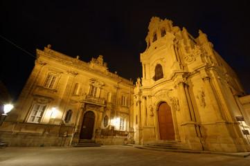 Ragusa ibla Chiesa di San Giuseppe