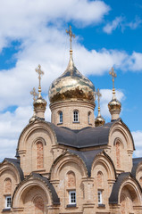 The Orthodox Chapel of Blessed