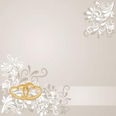 Hintergrund mit Ornamenten
