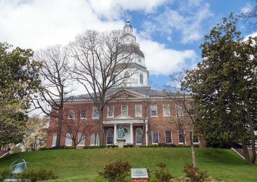 Annapolis, Maryland - Maryland State House