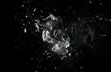Obraz glass  explosion - fototapety do salonu