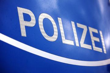 German police, polizei
