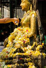 Festival in temple