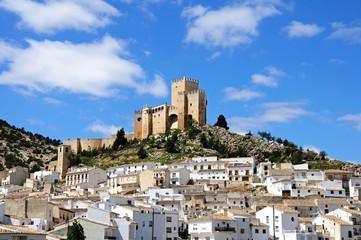 White town, Velez Blanco, Spain © Arena Photo UK