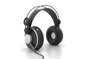 Headphones..