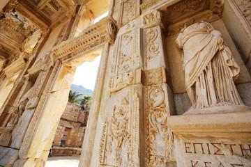 Deurstickers Turkije Ephesus