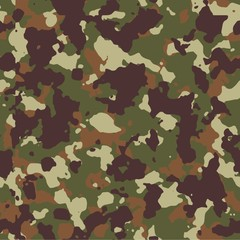 Vegetato seamless camo vector