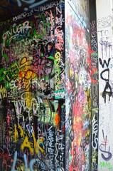 Graffiti, Milan