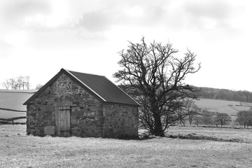 Staffordshire Barn.