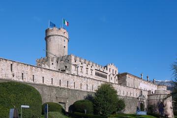 Fotomurales - Trentino, Trento, Trient, Castello di Buonconsiglio; Castelvecch