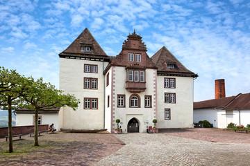 Schloss Fürstenberg mit Porzellanmuseum, Deutschland