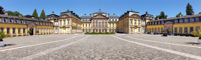 Panorama Schloss Bad Arolsen